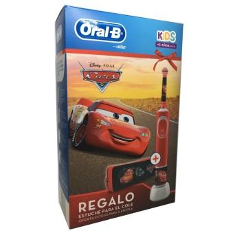 Oral B Pack Cepillo Cars + Estuche Colegio