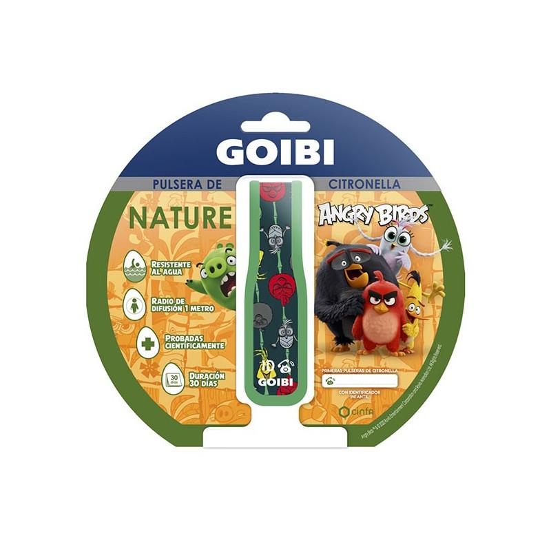 Goibi Pulsera Citronella Angry Birds