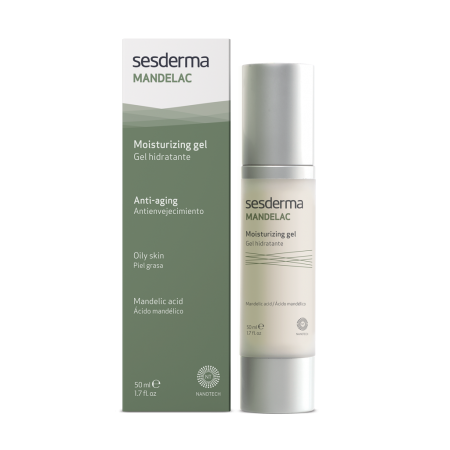 Mandelac Gel Hidratante 50 Ml