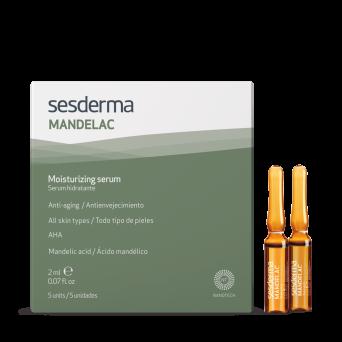 Mandelac Serum Hidratante 5 Amp 2ml