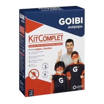 Goibi Kit Complet Infestaciones Severas