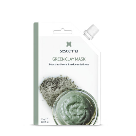 Beauty Treats Green Clay Mask 25 Ml