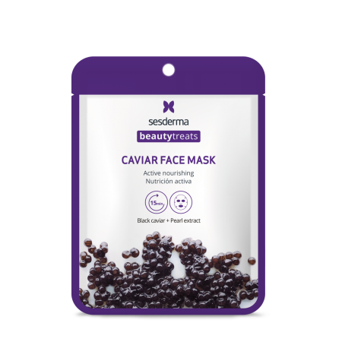 Beauty Treats Black Caviar Mask 22 Ml