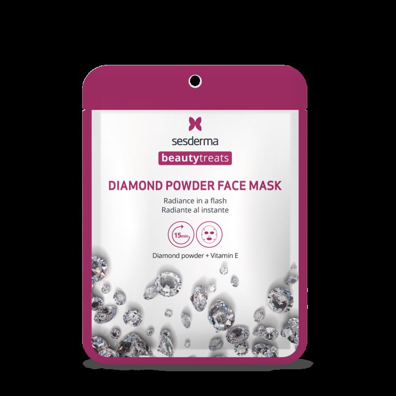 Beauty Treats Diamond Powder Mask 22 Ml