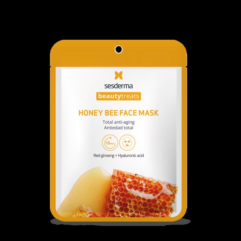 Beauty Treats Honey Bee Mask 22 Ml