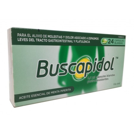 Buscapidol 0,2 Ml 24 Caps