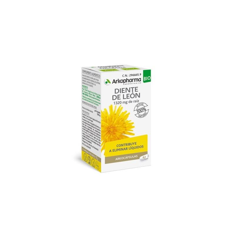 Arkocapsulas Diente Leon Bio 40 caps