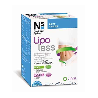 Ns Lipoless 60 Comp