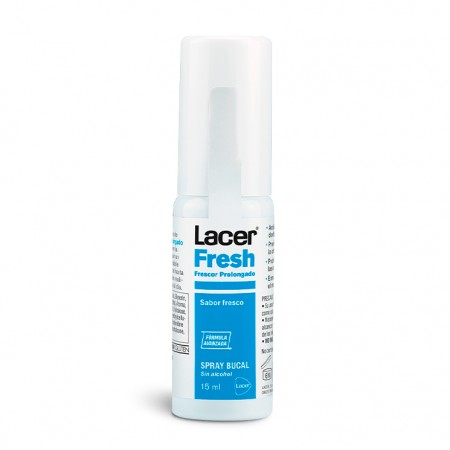 Lacer Fresh Spray Efecto Prolongado 15 Ml