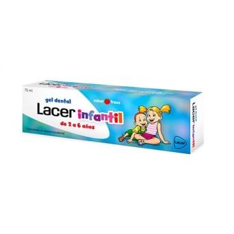 Lacer Infantil Gel 75 Ml