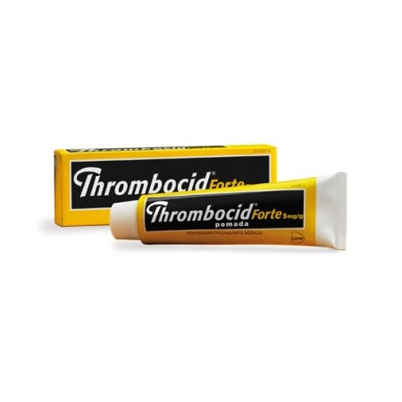 Thrombocid Forte 5 Mg/G Pomada 100 G