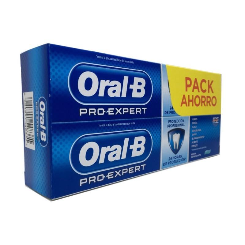 Oral B Pasta Pro Exp Multiprotección 2 x100 ml