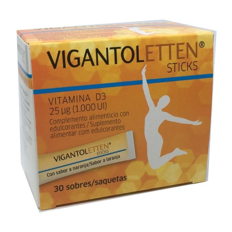 Vigantoletten 30 Sticks