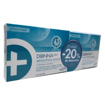 Donna Plus Menocífuga Noche 2 Envases 30 Comp