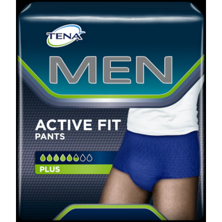 Tena Men Pants Active Medium 9 Uds