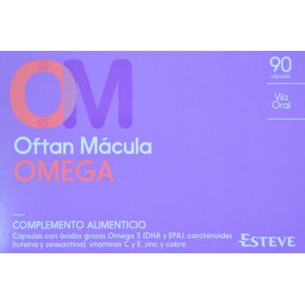 Oftan Macula Omega 90 Caps