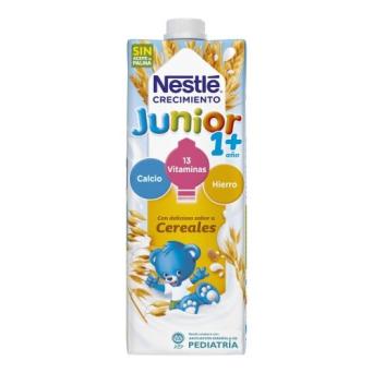 Nestle Junior Crecimiento 1+ Cereales 1 L