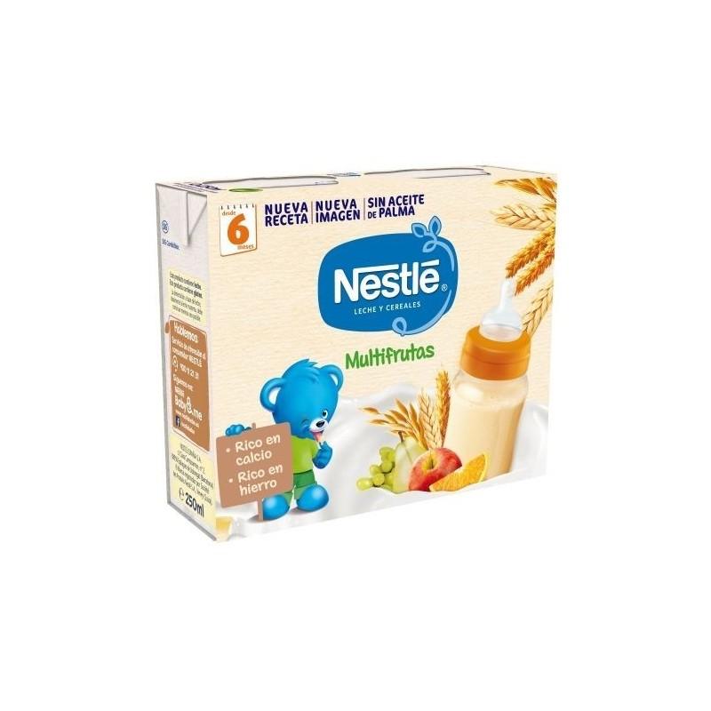 Nestle Multifrutas Brick 2x250 Ml