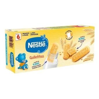 Nestlé Galletitas 180g A Partir 6 Meses