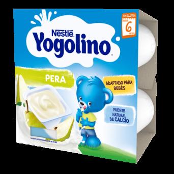 Nestle Iogolino Pera 100 G 4 Tarrinas