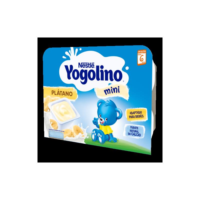 Nestle Iogolino Mini Platano 6x60g