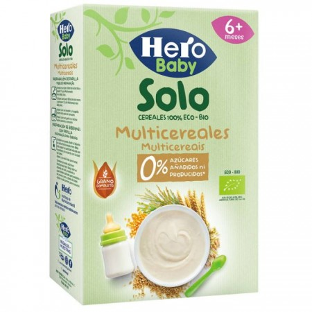 Hero Baby Solo Multicereales 300 G