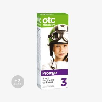 Otc Spray Repelente De Piojos 125 Ml