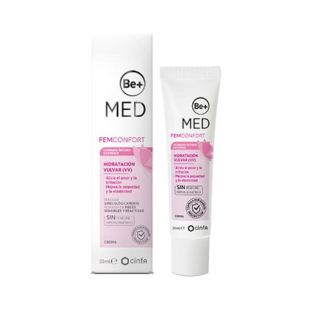 Be+Med Femconfort Hidratante Vulvar 30 Ml