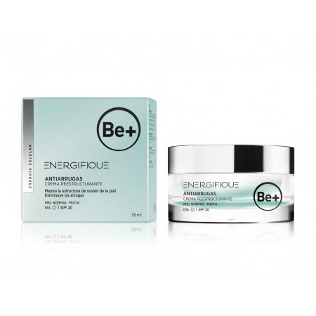 Be+ Antiarrugas Reestructurante P.Mixta Spf20 50