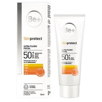 Be+ Emulsión Facial Spf 50+ Piel Normal/Mixta 50