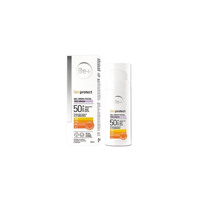 Be+Skinp P.Grasa Acneica Spf50+ 50ml
