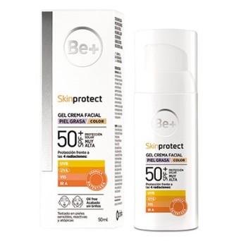Be+Skinp P.Grasa Acne Color Spf50+ 50ml