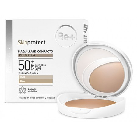 Be+Skinp Maq Compact P.Oscura Spf50+ 10g