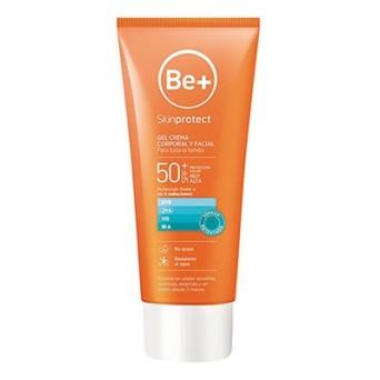 Be+ Gel-Crema Rostro/Cuerpo Spf50+ 200 Ml