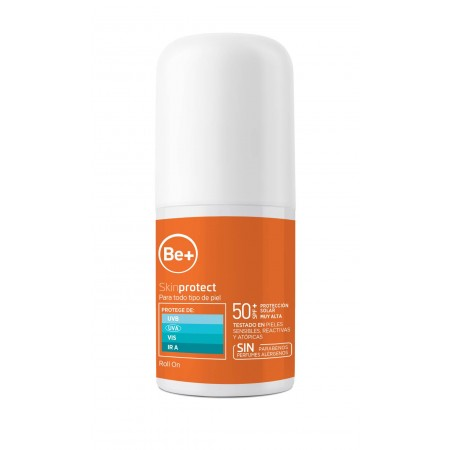 Be+ Skin Protect Roll On Spf50+ 40 Ml