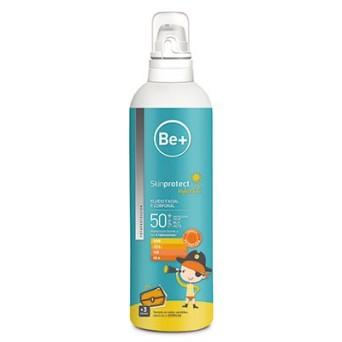 Be+Skinp Inf Fluid Fac+Corp Spf50+ 250ml