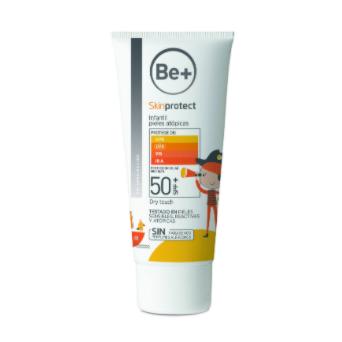 Be+Skinp Infantil Dry Touch Spf50+ 100ml