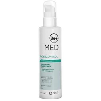 Be+ Gel Limpiador Purificante Matificante 200 Ml