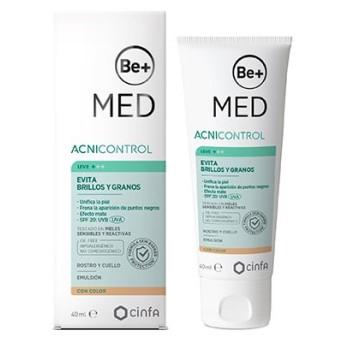 Be+ Bb Cream Reg Matif Clara Acneica 40ml