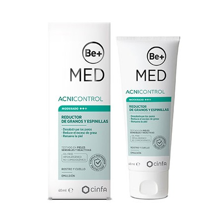 Be+Med Acnicont Reductor Gran+Esp 40ml