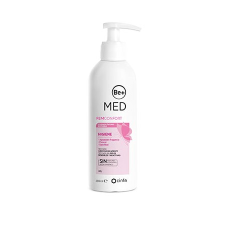 Be+ Med Femconfort Higiene 200 Ml