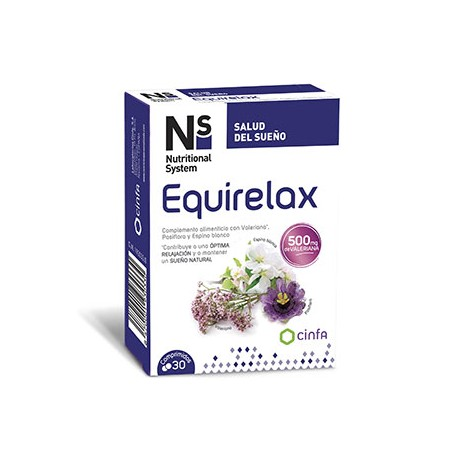 Ns Equirelax 30 Comp