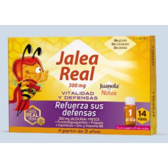 Juanola Jalea Real Niños Defensas 14 Viales