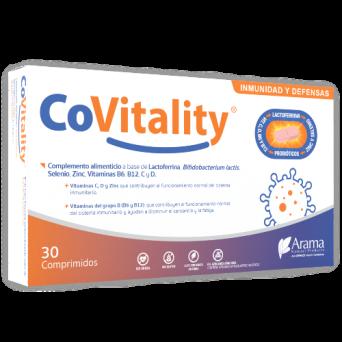 Covitality 30 Comprimidos