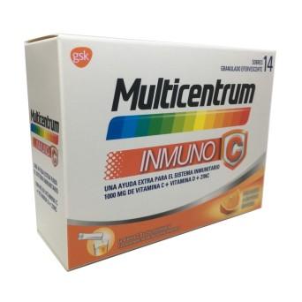 Multicentrum Inmuno-C 14 Sobres 7,1 G