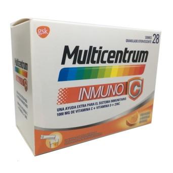 Multicentrum Inmuno-C 28 Sobres 7,1 G