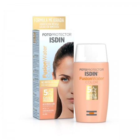 Isdin Fotopro SPF 50 Fusion Water Color 50 Ml