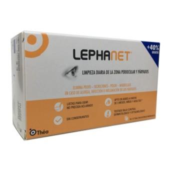 Lephanet Toallitas 30 + 12 Gratis