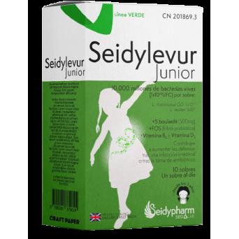 Seidylevur Junior 10 Sticks Bucodispersables