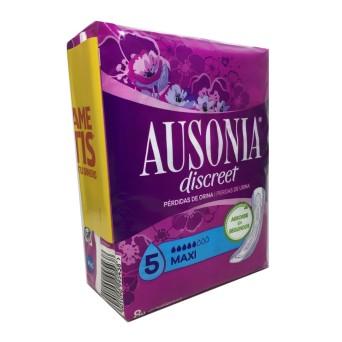 Ausonia Discreet Maxi 8 Compresas